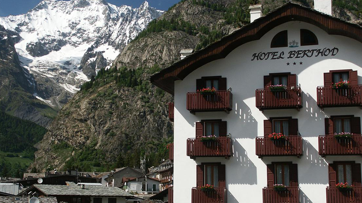 The History That Gives us A Courmayeur Ski Resort