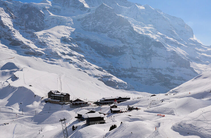 Courmayeur Ski Resort - the best Slopes and Snow