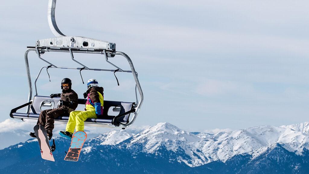Courmayeur Ski Lifts